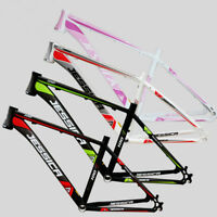 26er MTB Bicycle Frame Aluminum Alloy 15.5/17/18 in BSA 68mm Mountain Bike Frame