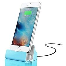 iPhone Charger Dock,Red Gem Charge and Sync Stand for iPod,iPhone 5 5s 6 6s plus