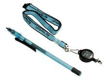 AIR VENTURI .177 cal Pellet loader pen seater air rifle w lanyard fast easy BLUE