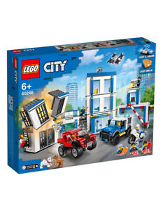 LEGO® 60246 LEGO City Police Station - Brand New Sealed