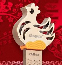 Kingston DTCNY17 32GB Year of Rooster USB 3.1 USB 3.0 32G Pen Drive Metal