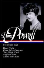 Dawn Powell: Novels 1930-1942 (Library of America) Powell, Dawn Hardcover