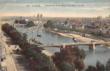 PARIGI - panorama la Senna (côté è )