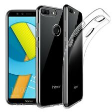 New Ultra Thin Slim Clear Transparent Gel Case Cover For Huawei Honor 9 Lite