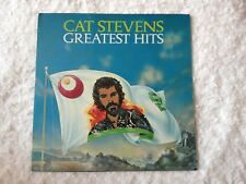 "33 TOURS / LP--CAT STEVENS--GREATEST HITS ""ITALIAN PRESS"""