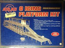 Atlas-O #6905 ICING PLATFORM KIT O-Scale Hillside Structure Series NEW