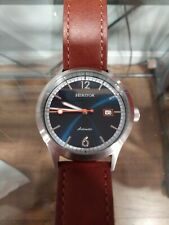 Heritor Becker W/Seiko NH35 Automatic 43mm 316L Brown Leather Strap