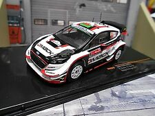 FORD Fiesta NEW WRC 2017 Rallye Portugal 2017 #3 Evans DMACK NEW IXO 1:43