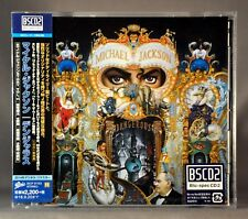 Michael JACKSON Dangerous JAPAN Blu-Spec CD2 SICP-31153 New Blu-Spec CD2 BSCD2