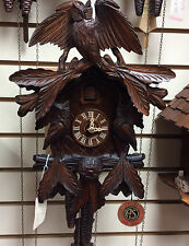 #328/9 - 1 Day Owl Cuckoo Clock