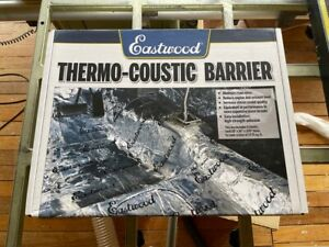 Eastwood Thermocoustic Barrier Kit Covering Approximately 33.75 Sq Ft