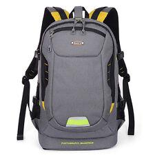Camera Backpack Rucksack Bag Case For DSLR SLR Canon EOS Rebel Sony Nikon Pentax