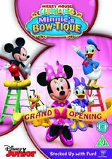 Mickey Mouse Clubhouse Minnies Bowtique DVD Region 2