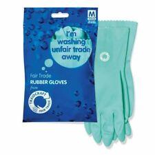 TRAIDCRAFT   Fair Trade Rubber Gloves   8 x 1 pairs