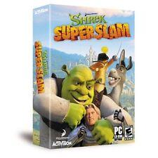 Shrek Superslam Super Slam PC US Version New in Box