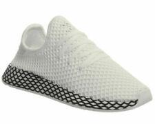 Zapatillas deportivas de mujer blancos adidas