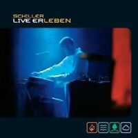 """SCHILLER """"LIVE (ER)LEBEN"""" CD NEUWARE"""