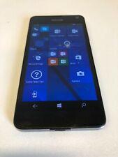 4G Lumia 650 Microsoft Nero-Sbloccato-Smartphone-LEGGI DESCRIZIONE!!!