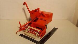 Custom AC Model 72 All Crop Harvester 1/16 pressed steel implement replica by GP