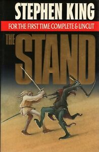 The Stand by Stephen King Complete & Uncut - 1990 Hdcv Stated 1st Edition - New