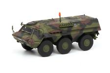 Schuco 26358 - 1/87 Fuchs Transportpanzer - Bundeswehr (Flecktarn) - Neu