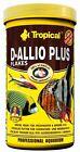 Tropical D-allio Plus Fiocchi cibo con aglio per discus e altri pesce