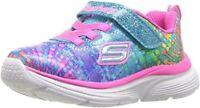 Skechers Kids' Girls Wavy Lites Sneaker size 3