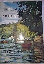 Tableaux modernes, Floralies 1977