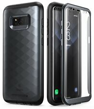 For Samsung Galaxy S8+ Plus Full Body Rugged Case With Built-In Screen Protector