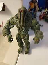Marvel Legends Baf Man Thing Complete
