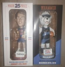 MARK PRICE WHAMMER LOT 2 BOBBLEHEAD CLEVELAND CAVS CAVALIERS JERSEY COLORS NBA