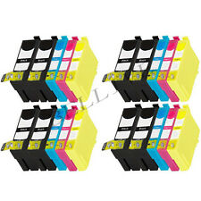 20 CARTUCCE PER EPSON T1301 T1302 T1303 T1304 Stylus Office BX525WD BX625FWD