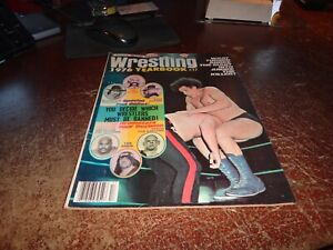 Victory sports series wrestling yeardbook vol 17 1976 andre the giant awa wwf nw