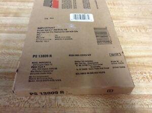 PUSHROD COVER SET FELPRO PS13809R FORD MERCURY 240 65-72,FORD TRK 240,300 65-96