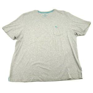 Tommy Bahama Mens T-Shirt Size 3XL TR210949 New Bali Skyline Tee 100% Cotton New