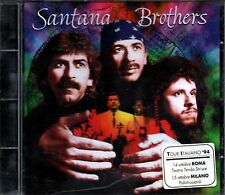 SANTANA CARLOS JORGE JAZZ BROTHERS FUSION TOUR ITALIANO 94 CD
