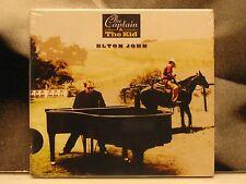 ELTON JOHN - THE CAPTAIN & THE KID CD SLIDEPACK NUOVO SIGILLATO NEW SEALED