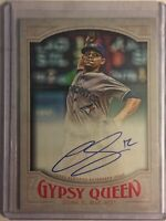 2016 Topps Gypsy Queen ROBERTO OSUNA AUTOGRAPH TORONTO BLUE JAYS ASTROS