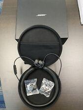 Bose Hearphones Conversation Enhancing Headphones- Black
