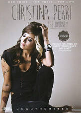 Christina Perri: The Journey - Unauthorized (DVD, 2014)
