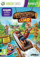 Cabela's Adventure Camp XBOX 360 IT IMPORT ACTIVISION BLIZZARD