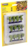 Noch HO/TT- 21530, Plantagenbäume 12 Stück, GMK World of Modelleisenbahn, Hobby,