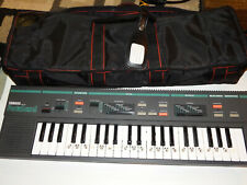 Yamaha Portasound PSS-160 Electronic Keyboard w/ Case + Power Cord