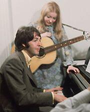 """Mary Hopkin / Beatles 10"""" x 8"""" Photograph no 3"""
