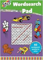 Galt WORDSEARCH PAD Kids Art Craft Toy BN