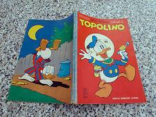TOPOLINO LIBRETTO N.408 ORIGINALE 1963 MONDADORI DISNEY OTTIMO CON BOLLINO