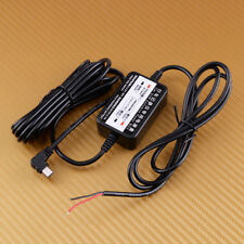 12V to 5V Mini USB Wire Car Charger For DVR Power Box Camera Recorder GPS 2.5A