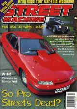 July Street Machine Transportation Magazines in English
