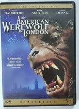 An American Werewolf in London Collector's Edition Widescreen (Dvd, 2001)