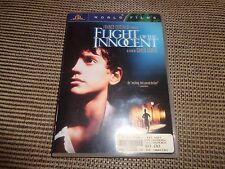 The Flight of the Innocent DVD World Films RARE & OOP!!